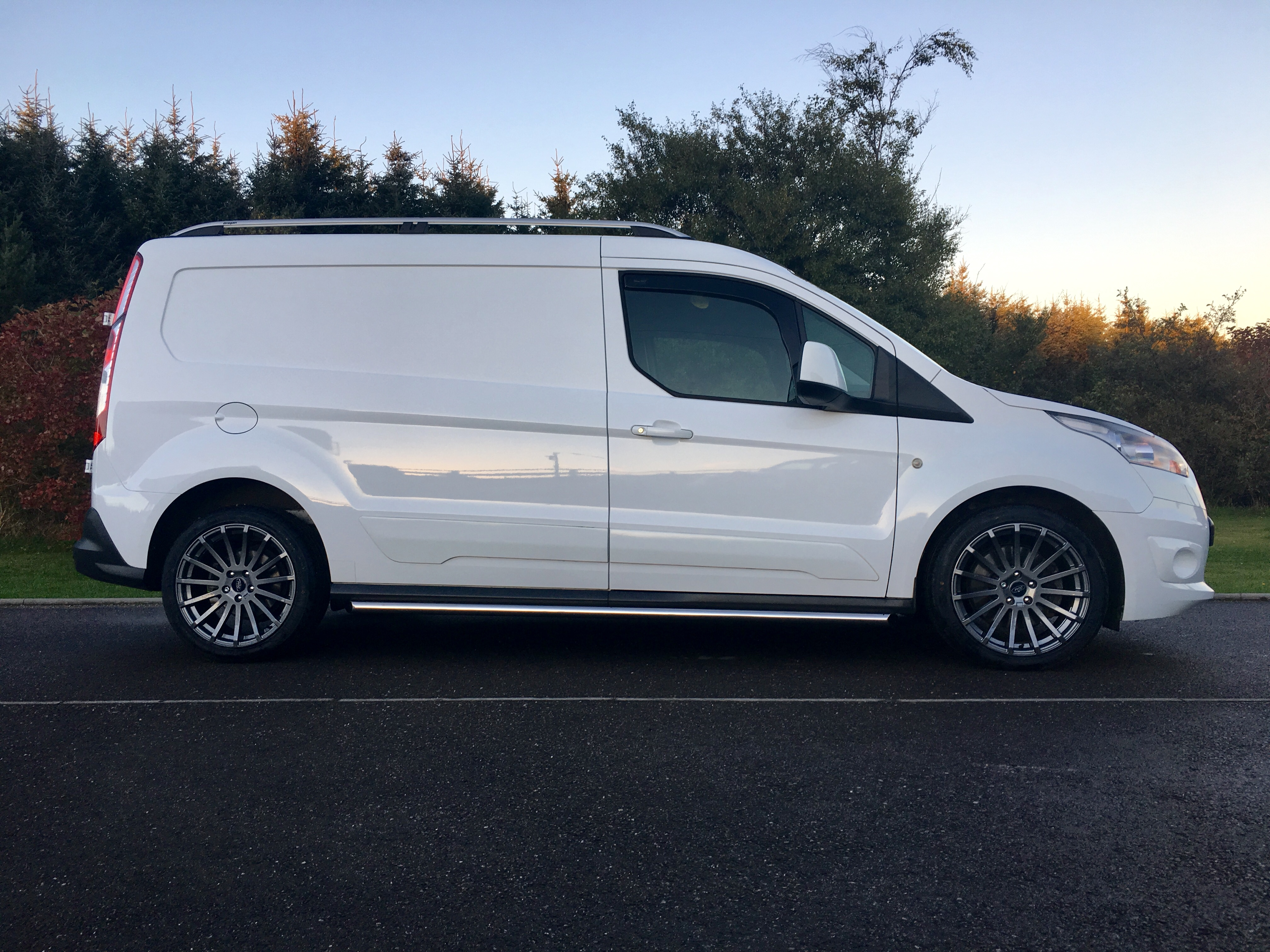 2014 64 Ford Transit Connect Limited L2 240 Euro 5 115
