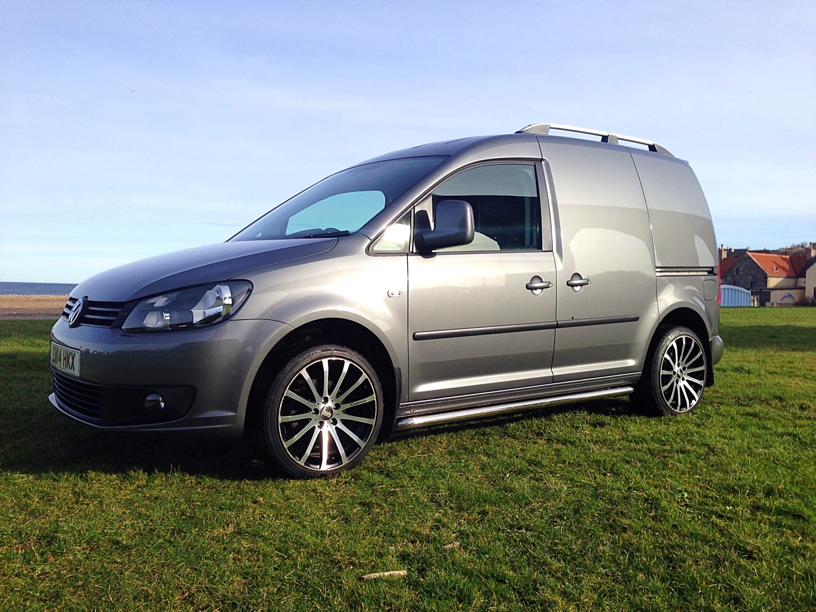 Vw Caddy Highline Dsg 104 Bhp 2014 G Ten Commercials Ltd