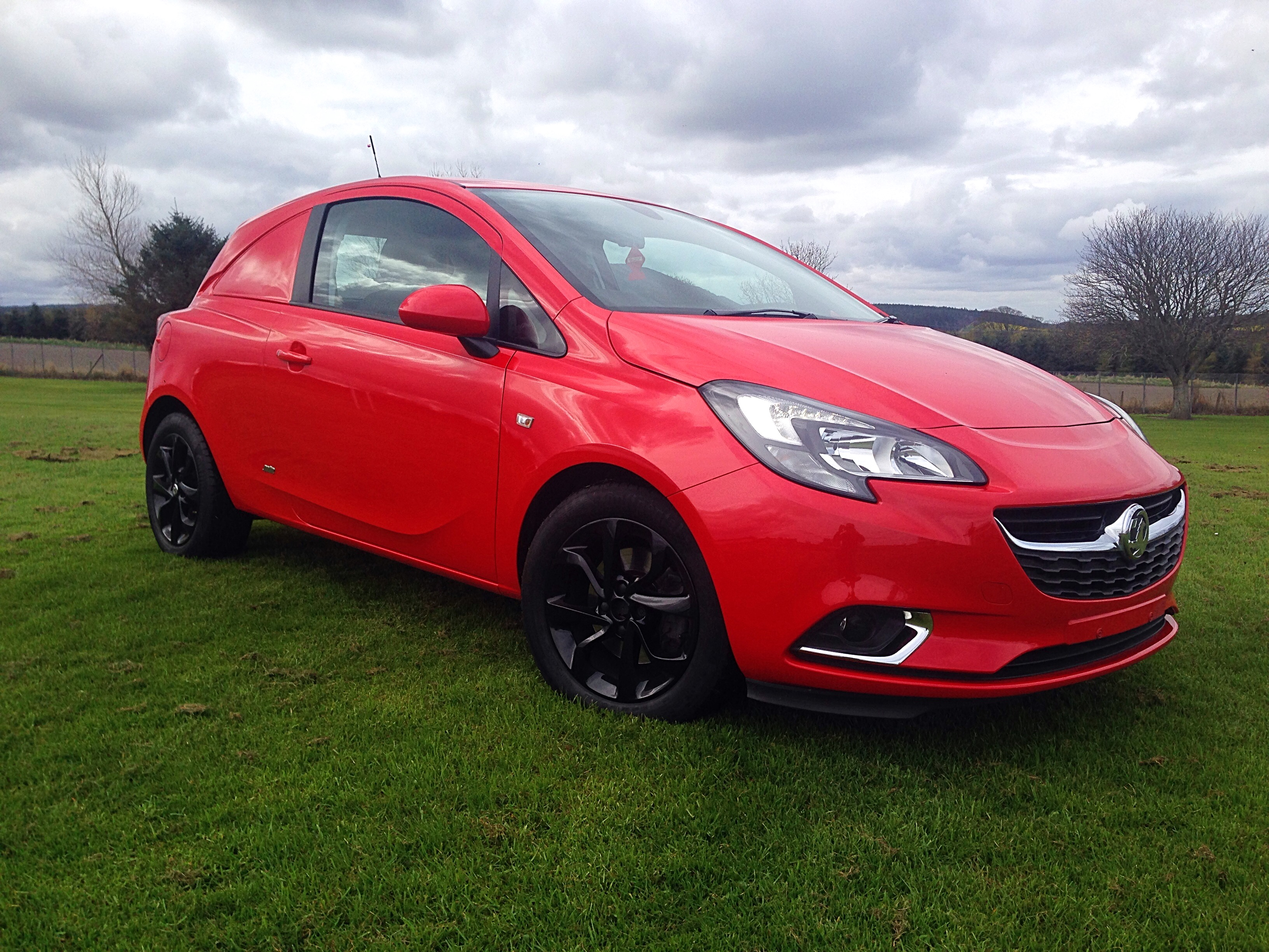 vauxhall corsa sportive 1 3 cdti 95 bhp 2015 no vat g ten commercials ltd. Black Bedroom Furniture Sets. Home Design Ideas